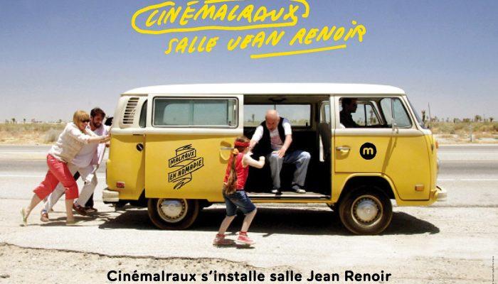 Cinémalraux débarque salle Jean Renoir !