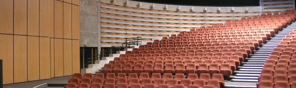 Scène Salle Malraux