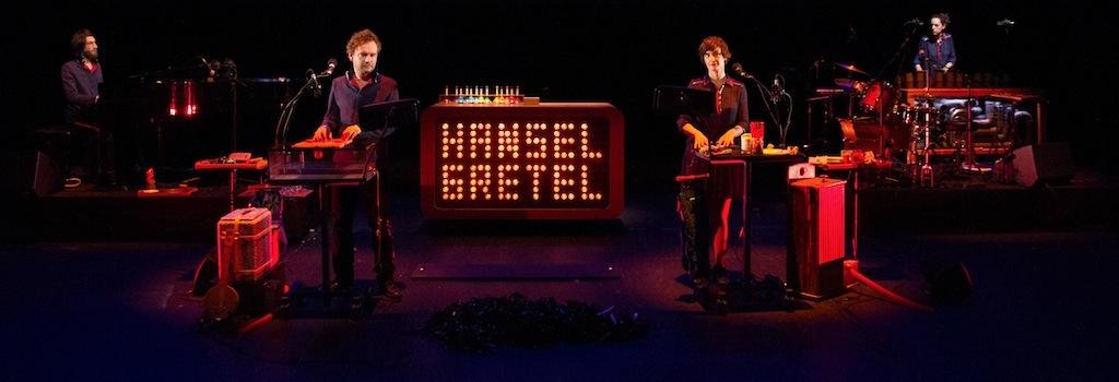 Rencontre avec l'équipe artistique d'Hansel et Gretel à l'issue de la représentation