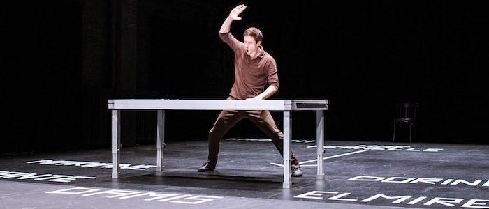 Rencontre avec Guillaume Bailliart à l'issue des représentations de Tartuffe…