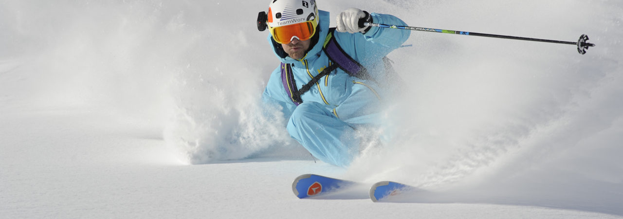 Soirée glisse et freeride avec le Club Alpin Français