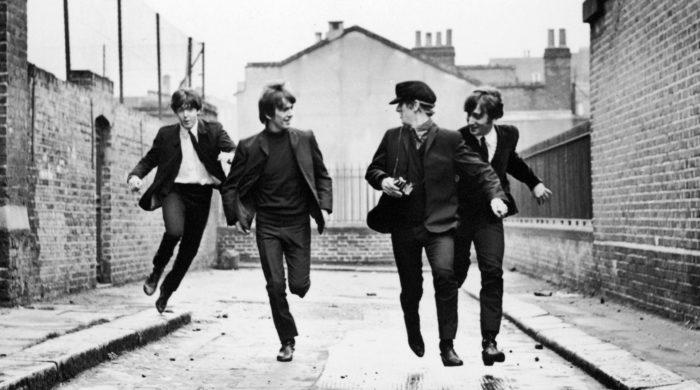 Hard Day's night (Quatre garçons dans le vent)