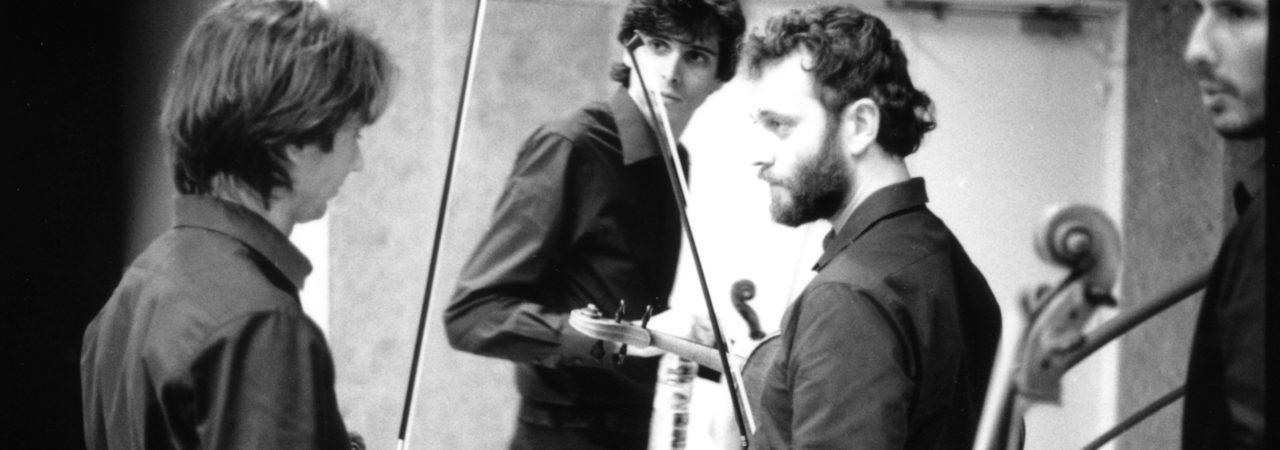 Impromptu #4 Quatuor Béla