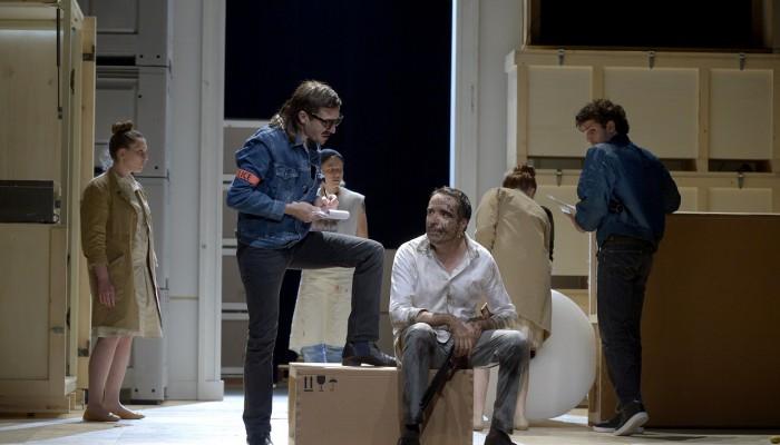 """Atelier théâtre """"L'Avare"""""""