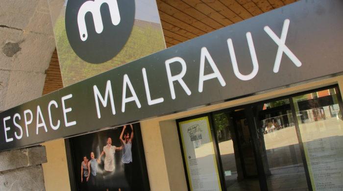 Visite à deux voix de Malraux et Dullin