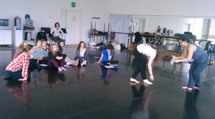 Stage danse et performance