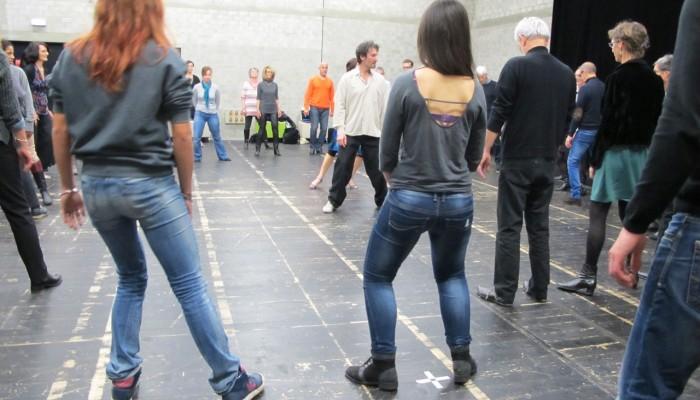 Atelier de danse cubaine