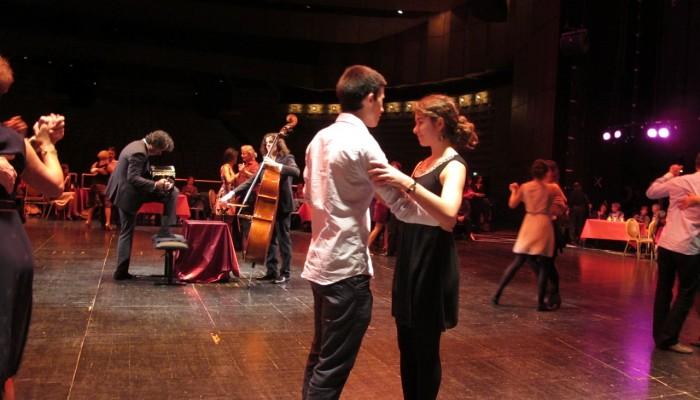 Atelier d'initiation au tango