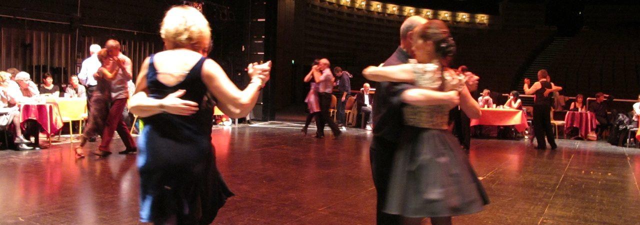Atelier de technique de tango