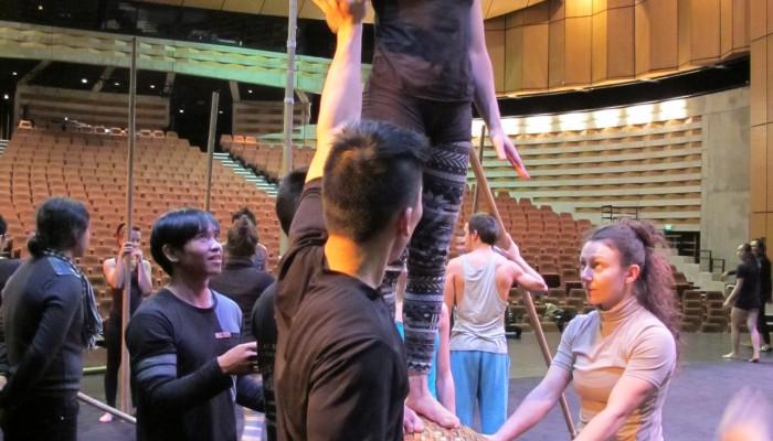 Atelier cirque adulte