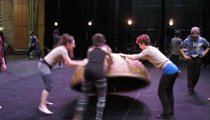 Atelier cirque parents / enfants