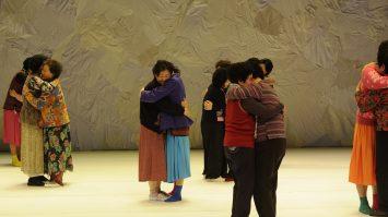 DANCING GRANDMOTHERS (3)
