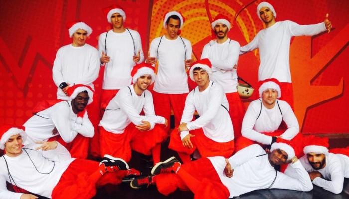 Le Gang des Pères Noël