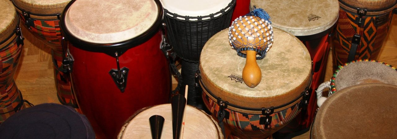 Initiation aux percussions cubaines