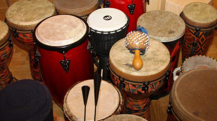 Initiation aux percussions cubaines