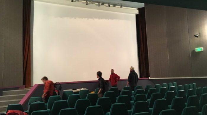 Visite du Cinéma Jean Renoir