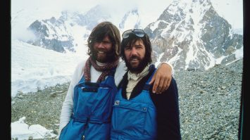 Reinhold Messner, Hans Kammerlander | Werkfoto