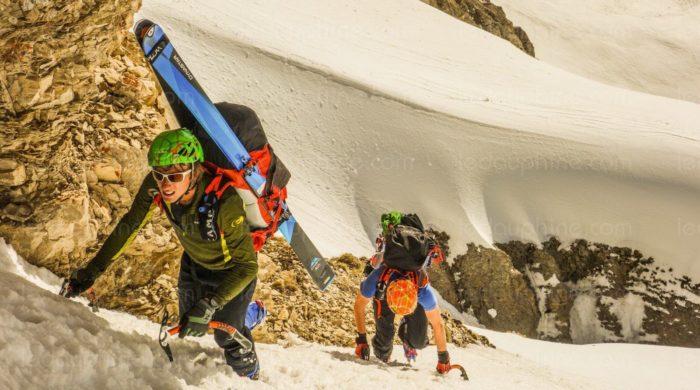 Alpine Line, La Grande traversée