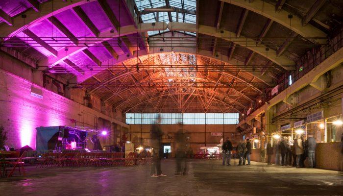Une nuit à l'usine Rubanox