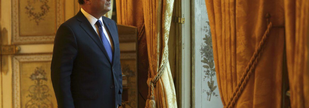 François Hollande, le mal-aimé