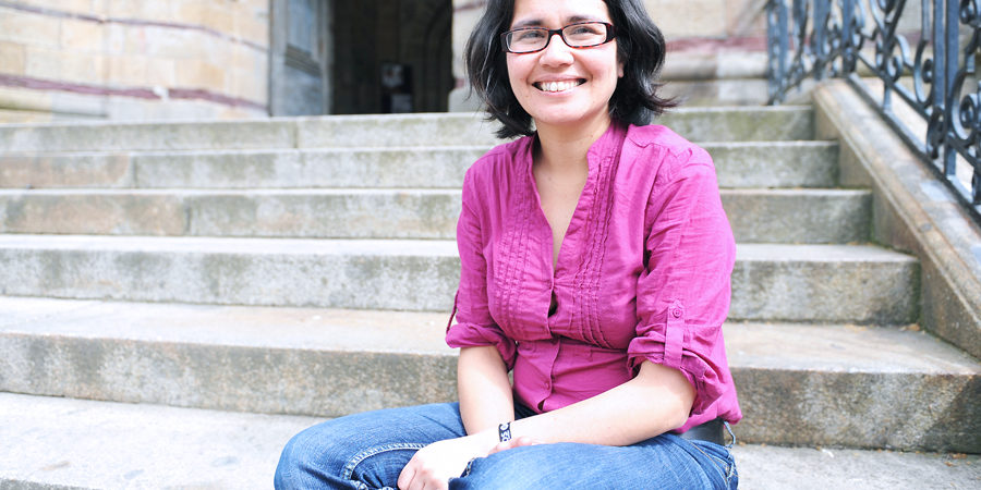 Rencontre avec Marine Bachelot Nguyen