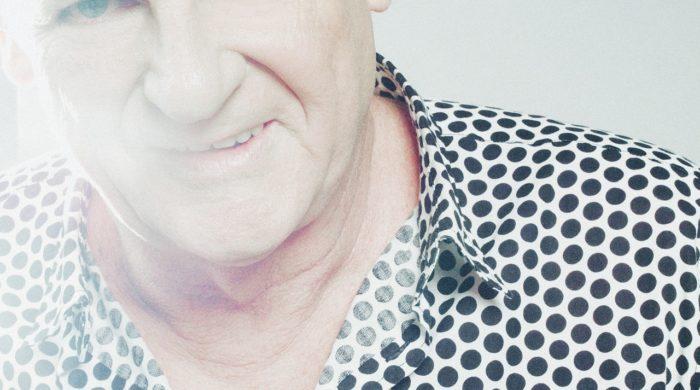 Rodolphe Burger, portraits studio pour son nouvel album