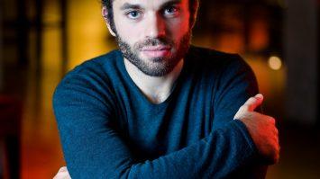 Portrait Benjamin Lazar ┬® Nathaniel Baruch