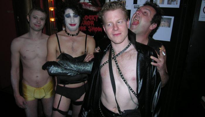 Rocky Horror Picture : costumes & récup'
