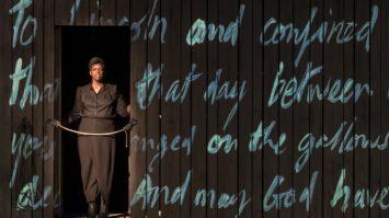 Theatre de la Croix-Rousse.Repetition de Billy, mise en scène de Jean Lacornerie.
