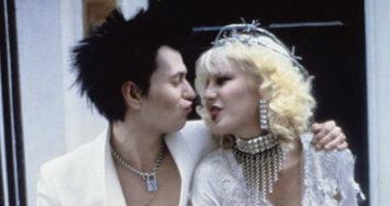 SID ET NANCY 1986 GB AVEC Gary Oldman Chloe Webb SID AND NANCY  DE Alex Cox