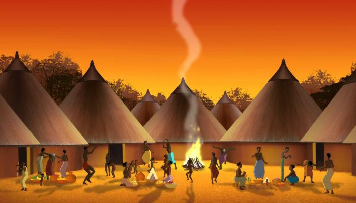 Le Village : jeux, ateliers et Nzango !