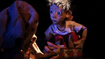 """Rennes le 10 Décembre 2014 Théâtre La Paillette. Filages et répétitions spectacle """"Je n'ai pas peur"""" compagnie Tro Héol"""