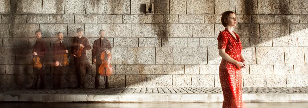 Quatuor Béla & Noémi Boutin Quintette pour ombres et violoncelle