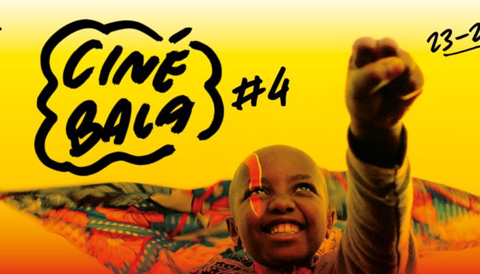 On vous dévoile l'affiche de Ciné Bala !