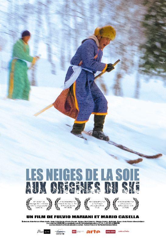Les Neiges de la soie Aux origines du ski