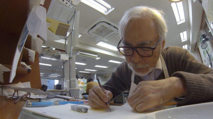 Never-Ending Man : Hayao Miyazaki