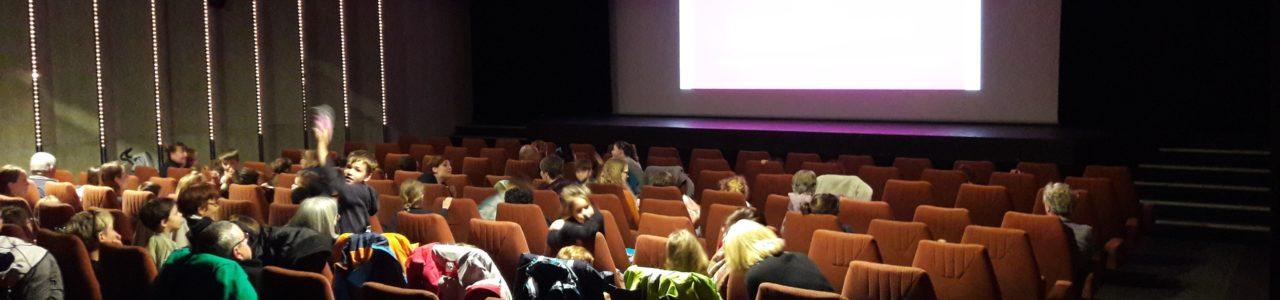 Couverture Collège au Cinéma