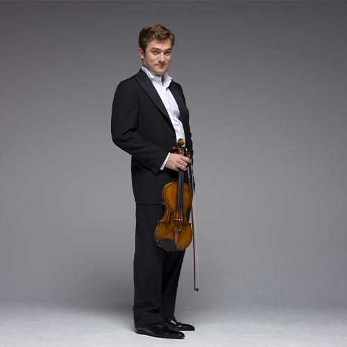 Renaud Capuçon avec l'Orchestre des Pays de Savoie
