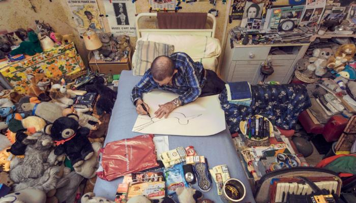 RDV à penser : André Robillard et la collection de l'art brut de Lausanne, une histoire d'amour