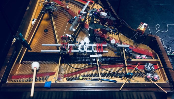 Pianomachine
