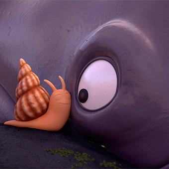 Atelier + goûter La Baleine et l'escargote