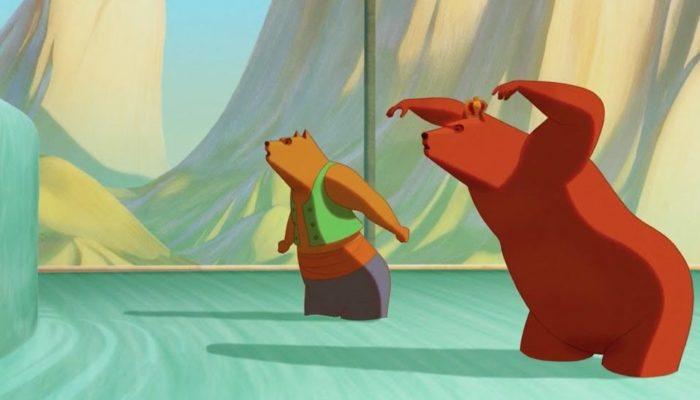 Atelier écriture d'un poème sur l'ours