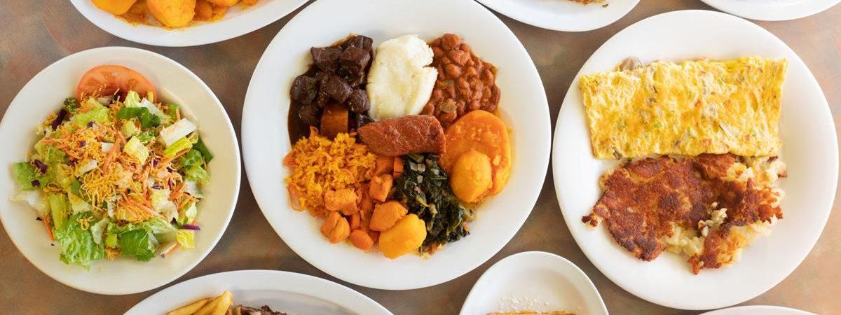Brunch spécial gastronomie africaine