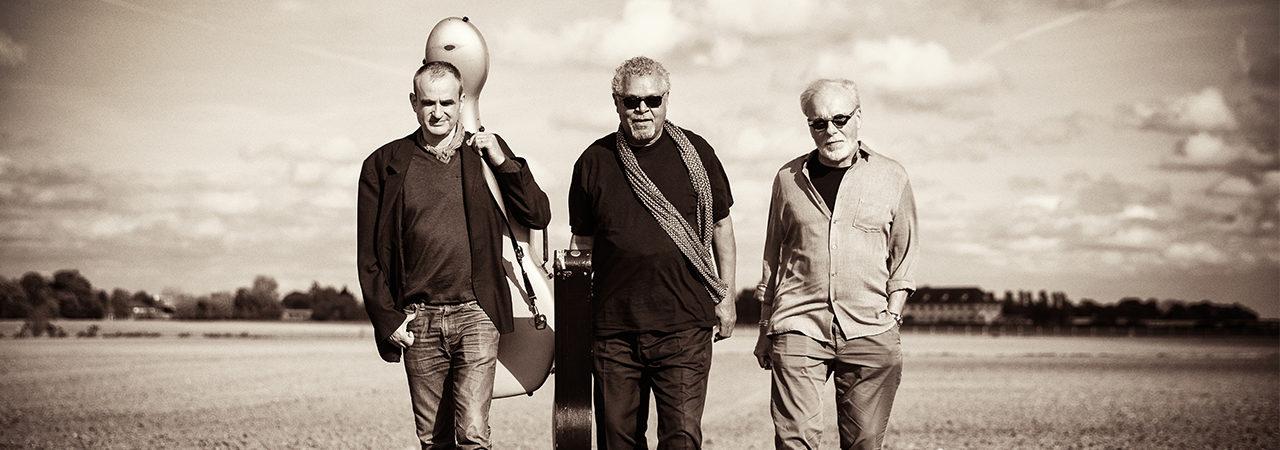 CrossBorder Blues</br>Harrison Kennedy</br>Jean-Jacques Milteau</br>Vincent Segal