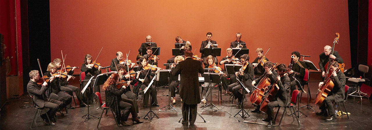 Impromptu #1 : Orchestre des Pays de Savoie s : Mozart, Muffat et Bach