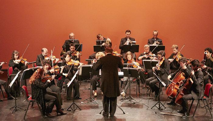 Orchestre des Pays de Savoie Nouvel univers : Mozart, Muffat et Kapustin