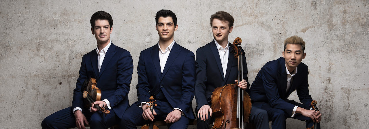 Impromptu #2 : Quatuor Arod </br> Dvořák, Ravel