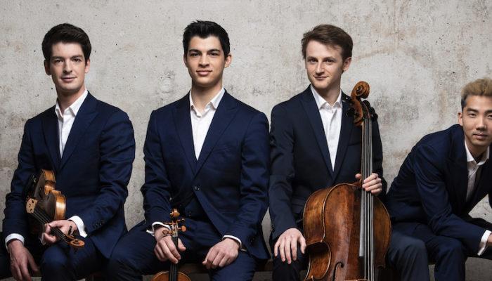 Impromptu #2 : Quatuor Arod  Dvořák, Ravel