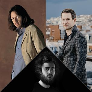 Frank Braley, Bertrand Chamayou, Jean Rondeau : pianos et pianoforte