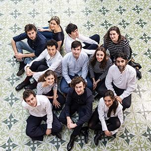 Ensemble Jupiter </br> Oratorios d'Händel